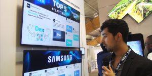Carteleria Samsung